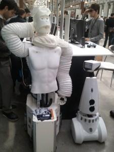 smai criif robot